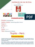 Analisis Del Discurso en El Politeama.
