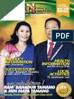 DXN Life Malaysia Vol. 62 - 2016