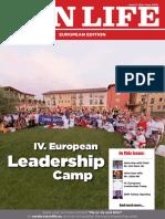 DXN Life Europe Vol. 8 - 2016