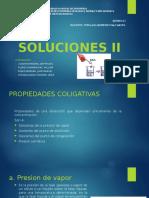 Soluciones II