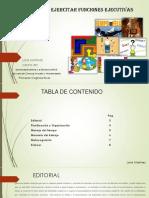 EL ARTE DE EJERCITAR LAS FUNCIONES EJECUTIVAS