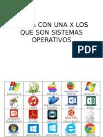 Actividad de Sistemas Operativos