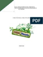 Propuesta Para El Fortalecimiento Del Componente Ambiental en La Instituciones Educativas Del Departamento de Cordoba