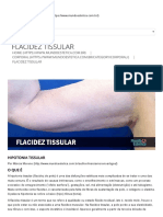 Flacidez tissular
