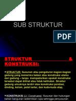 KELOMPOK Sub Struktur