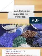 polimeros manufactura
