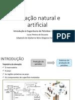 10 - Eleva├з├гo natural e artificial