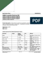 ADM® Crystalline Dextrose 200  ABU GPS