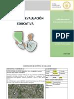 Sistema de Evaluación Proyecto