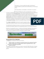 exposicicion herbicidas