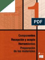 Manual de Ejecución de Fábricas de Ladrillo Para Revestir Nº-1