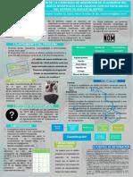 Cartel.evaluación de La Capacidad de Adsorción de Fluoruros Del Carbón de Hueso Modificado Con Líquidos Ionicos Para Aguas Del Estado de Aguascalientes (1)