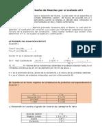 Calculo de Dosificación ACI Modificado
