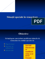 2 - Situatii Speciale in Resuscitare II