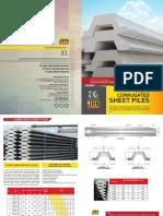 Brosur Sheet Pile