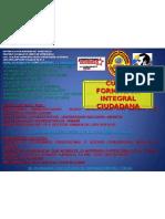 CURSO FORMACIÓN INTEGRAL CIUDADANA