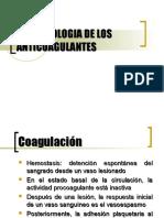 Farmaco anticoagulantes