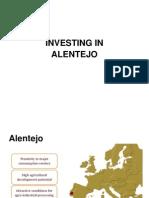 Investing in Alentejo