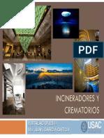 Tema 13 Incineradores y Crematorios