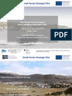 Small Ferries Project Strategic Plan