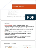 TRAUMA THORAX Plus Editan Diana