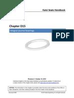 D15 Integral Journal Bearings