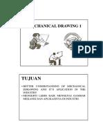 Basic Mechanical Drawing
