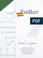 Catalogo ESTILKER Colombia Nuevo 2012