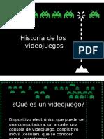 Historia de Los Videjuegos [Autoguardado] [Recuperado]