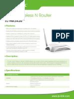 TL-MR3420 _V2.0_datasheet.pdf
