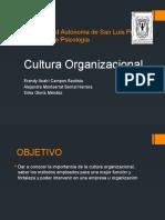 Cultura Organizacional 1.0 1 1 Final
