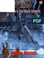 Judge Dredd the Rookie's Guide to Atlantis & the Black Atlantic