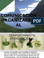 COMUNICACION ORGANIZACIONAL 2016