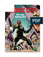Judge Dredd Drokk City 01