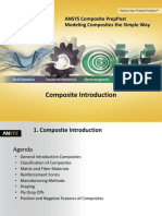 01 Composite Introduction for ANSYS Composite and ACP Training V14