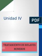 Unidad IV - M