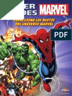 Bustos Marvel de Colección