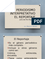 Del Rio Reynaga Reportaje