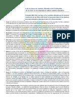 Pronunciamiento de La MCC-SLV Ante Los Resultados de La COP-22_CMNUCC - 24Nov2016
