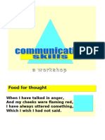 communication skills - 1
