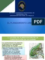 El Planeamiento Urbano