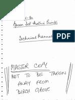 Epson - Mx-80 Dot Matrix Printer - Technical Manual