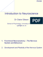 PS1000_Introduction to Neuroscience