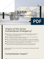 Syrian Conflict Sep2015