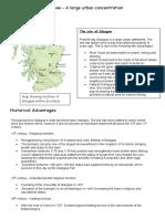 Glasgow studi kasus