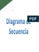 UML Diagrama de Secuencia
