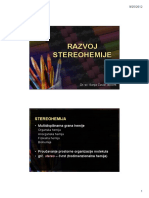 2P-Razvoj stereohemije