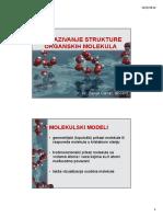 4P-Prikazivanje Strukture Organskih Molekula