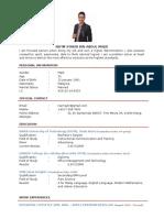 Resume Naim Syakir
