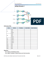 8.1.4.7 Packet Tracer - Subnetting Scenario 1.pdf